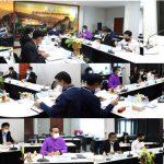 ศธจ.แพร่ จัดประชุมคณะอนุกรรมการเกี่ยวกับการพัฒนาการศึกษา ครั้งที่ 1/2564