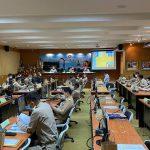 ประชุมคณะกรมการจังหวัดแพร่ หัวหน้าส่วนราชการและหน่วยงานที่เกี่ยวข้อง ครั้งที่ 9/2564